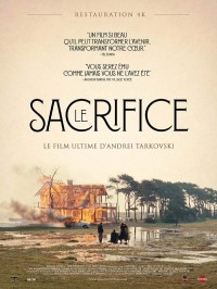 Le Sacrifice, Affiche version restaurée