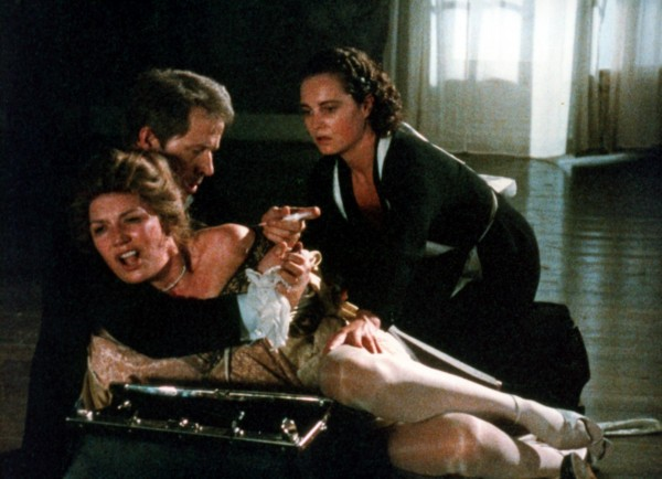 Susan Fleetwood, Sven Wollter, Valérie Mairesse