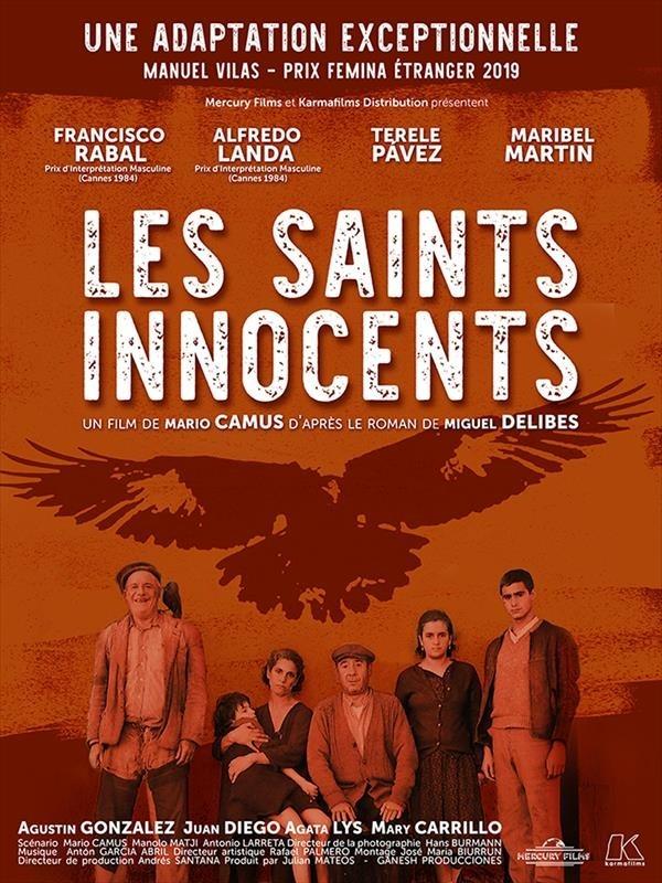 Les saints innocents, affiche