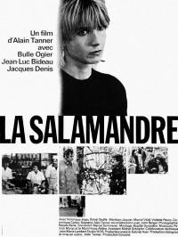 La Salamandre, affiche