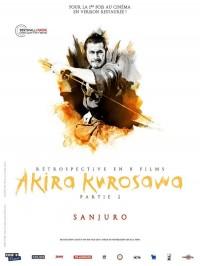 Sanjuro, Affiche version restaurée
