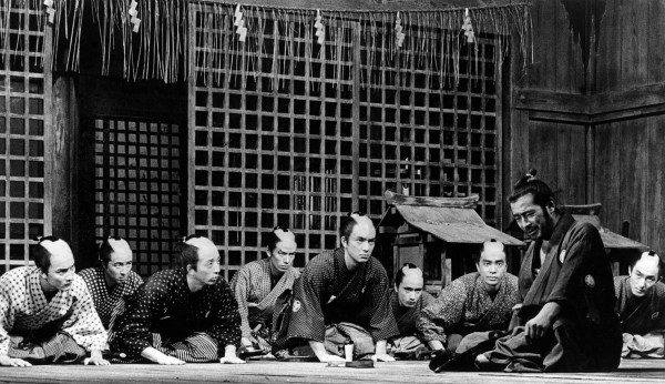 Personnages, Toshirô Mifune