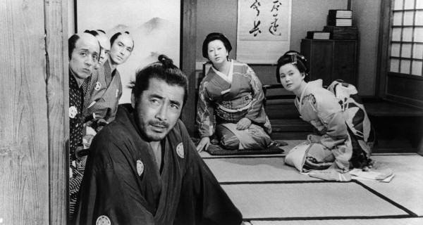 Toshirô Mifune, personnages