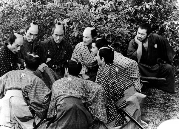 Personnages, Toshirô Mifune (Sanjuro)