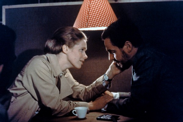 Liv Ullmann (Marianne), Erland Josephson (Johan)