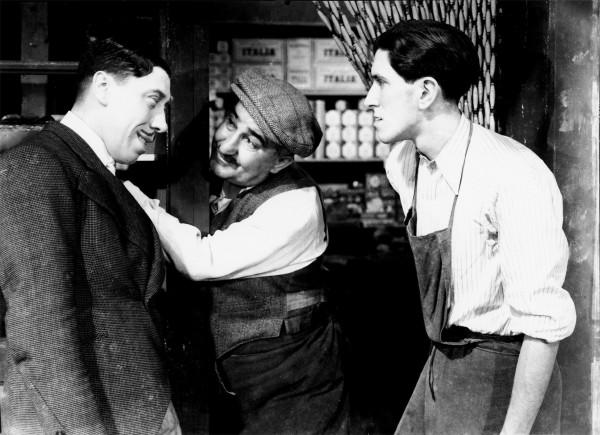Fernandel, Fernand Charpin, Jean Castan