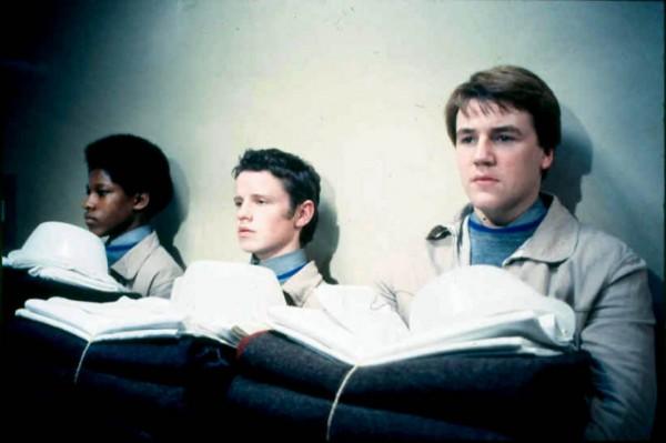 Alrick Riley (Angel), Julian Firth, Ray Winstone