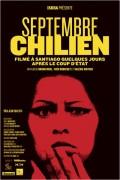 Septembre chilien : Affiche