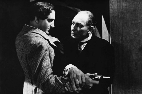 Basil Rathbone, Lionel Atwill