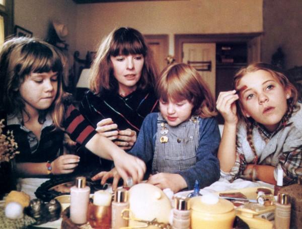 Tracey Gold, Diane Keaton, Tina Yothers, Viveka Davis (Jill)