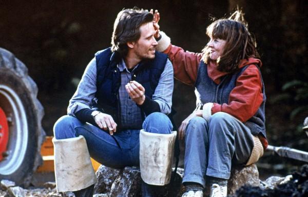 Peter Weller, Diane Keaton