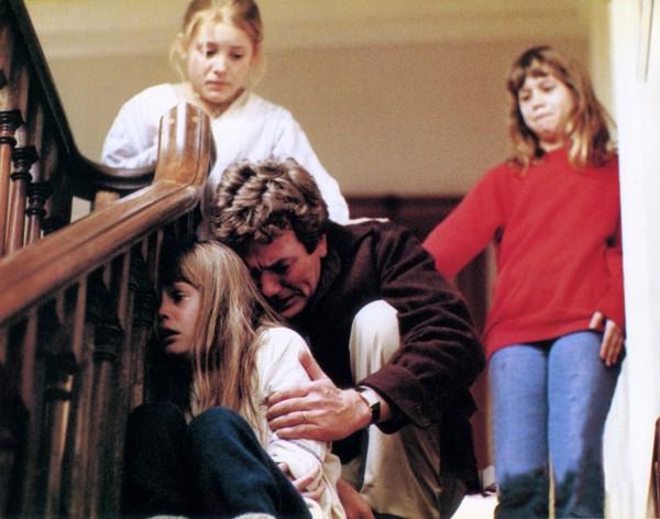 Dana Hill,Viveka Davis (Jill), Albert Finney, Tracey Gold