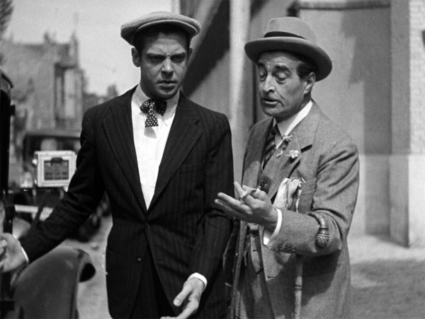 Fernand Gravey, Max Dearly