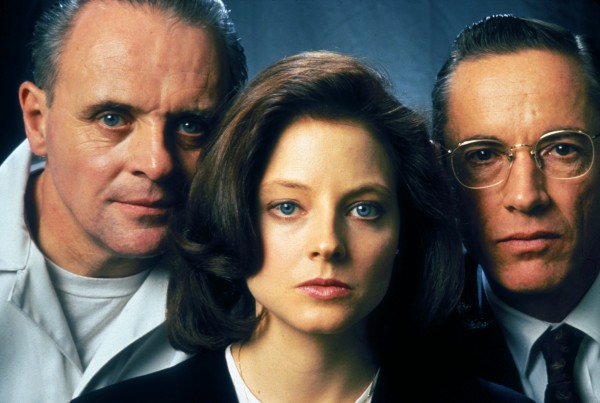 Anthony Hopkins, Jodie Foster, Scott Glenn