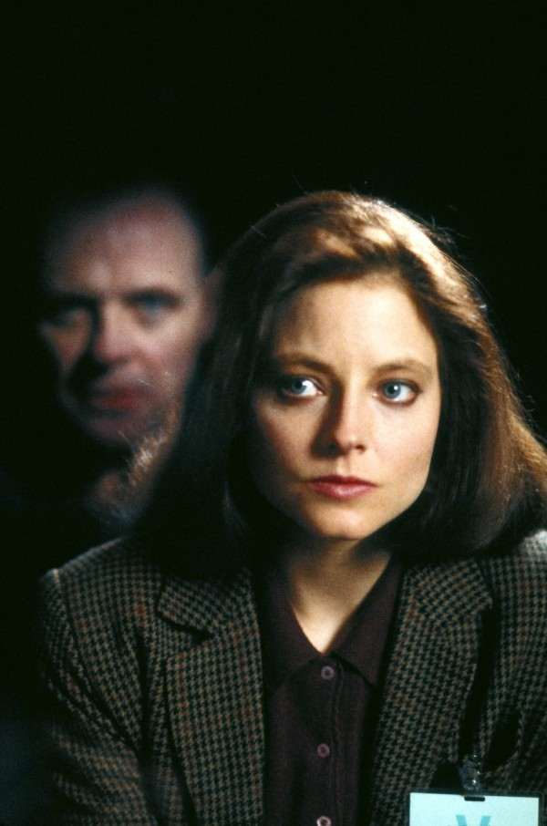 Anthony Hopkins, Jodie Foster