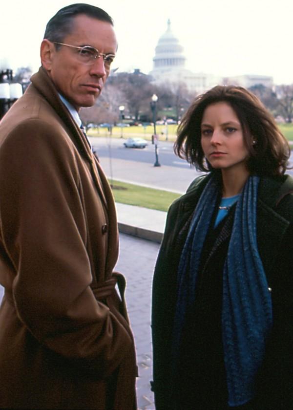Scott Glenn, Jodie Foster