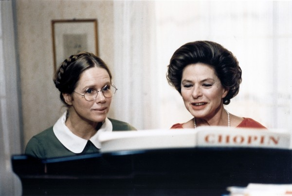 Liv Ullmann, Ingrid Bergman