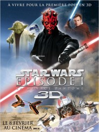 Star Wars Episode 1 : La menace fantôme (Affiche)