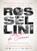 Affiche Retrospective Rossellini