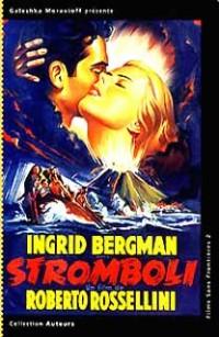 Stromboli : Affiche
