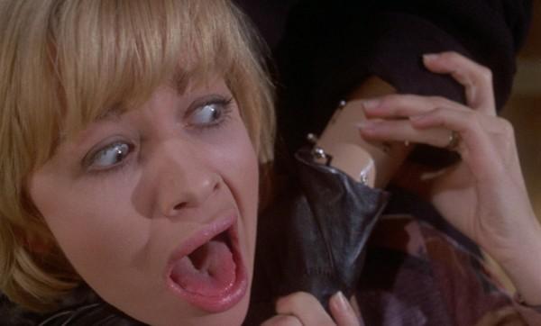 Judy Geeson (Peggy Heller)