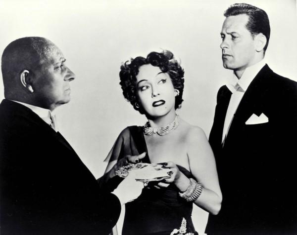 Erich von Stroheim, Gloria Swanson, William Holden