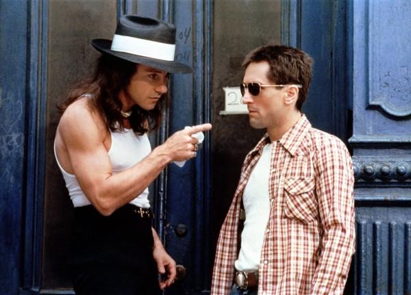 Harvey Keitel, Robert De Niro