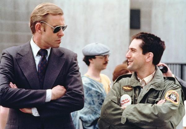 Leonard Harris, Robert De Niro