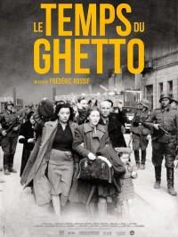 Le Temps du ghetto, affiche