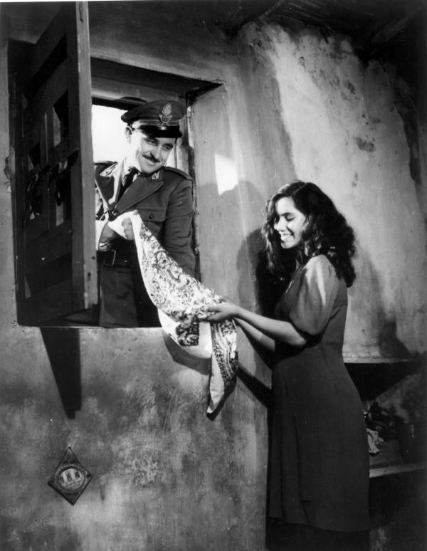 Rosario Galvagno (Don Salvatore), Nelluccia Giammona