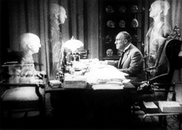 Rudolf Klein-Rogge, Theodor Loos