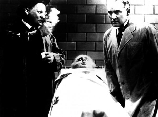 Otto Wernicke, Rudolf Klein-Rogge, Oscar Beregi Jr