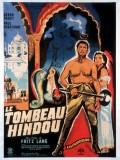 Le Tombeau hindou, Affiche