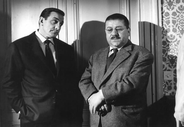 Lino Ventura, Francis Blanche