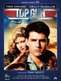 Top Gun, Affiche version 3D
