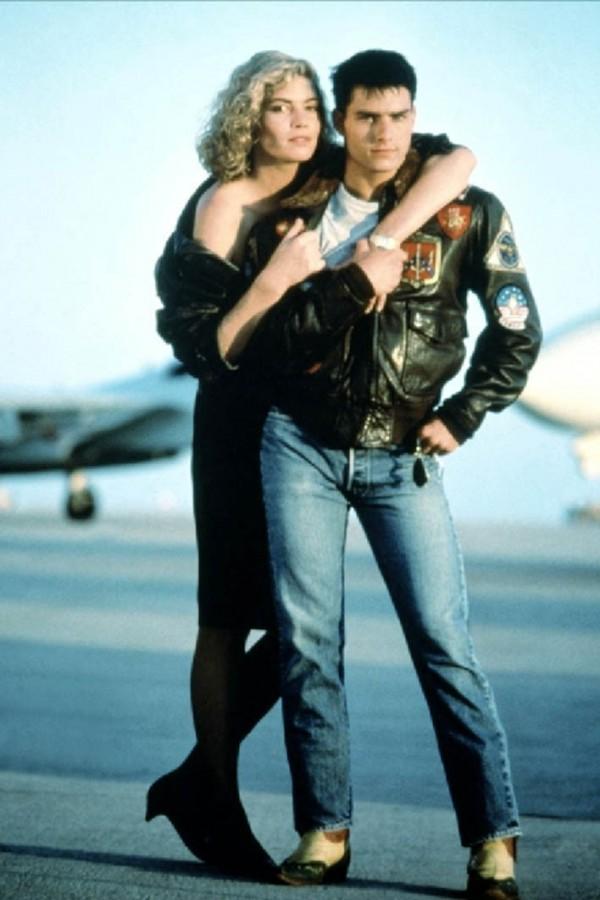 Kelly McGillis, Tom Cruise