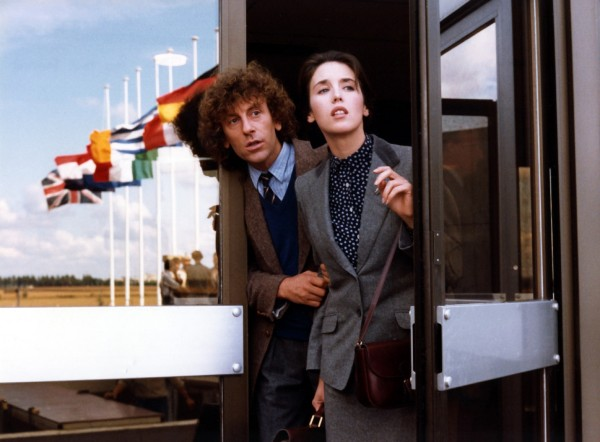 Alain Souchon, Isabelle Adjani