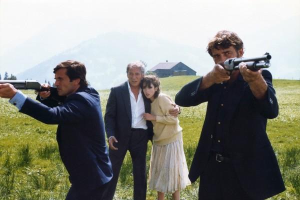 Yves Montand, Isabelle Adjani