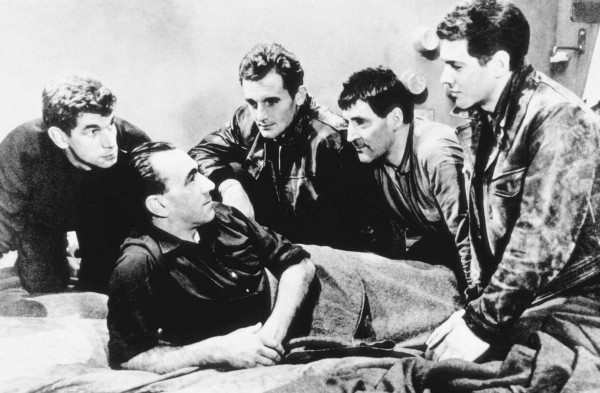 Michel Constantin, Jean Keraudy, Philippe Leroy-Beaulieu, Raymond Meunier, Marc Michel
