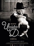 Umberto D, Affiche version restaurée