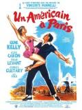Un Américain à Paris, Affiche