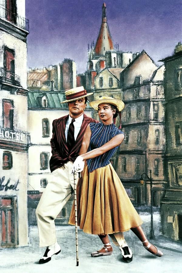 Gene Kelly, Leslie Caron