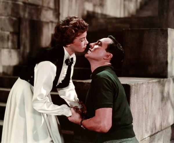 Leslie Caron, Gene Kelly
