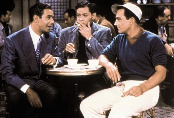 Georges Guétary, Oscar Levant, Gene Kelly
