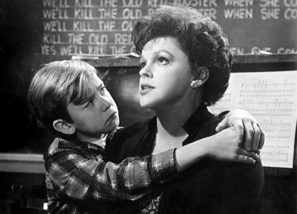 Bruce Ritchey, Judy Garland