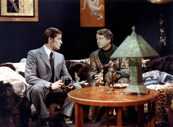 Alain Delon, Jean Desailly