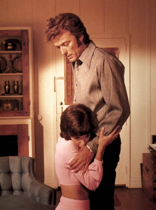 Jessica Walter, Clint Eastwood