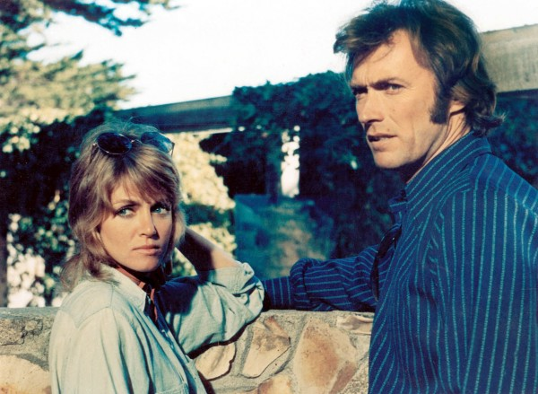 Donna Mills, Clint Eastwood