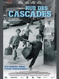 Rue des Cascades, Affiche version restaurée