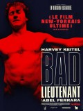 Bad Lieutenant, Affiche version restaurée